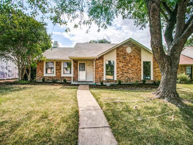 1308 Timberview Drive, Allen, TX 75002 (MLS #14204382) :: The Rhodes Team
