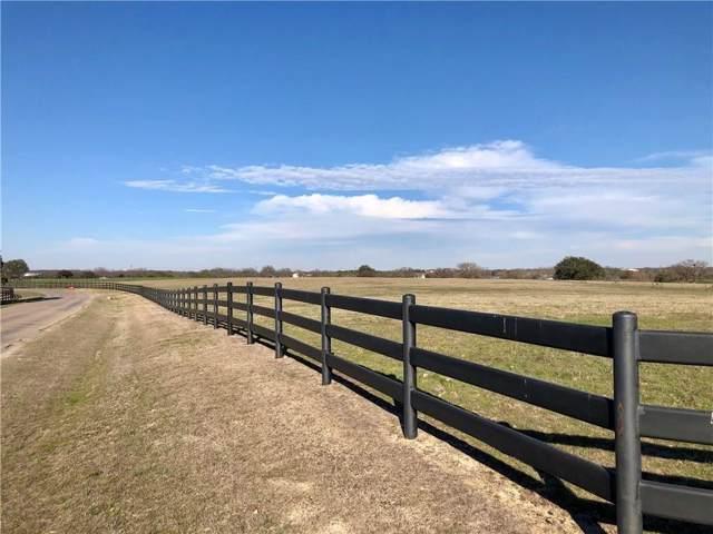 TBD1 Silverado Drive, Weatherford, TX 76087 (MLS #14204398) :: Trinity Premier Properties