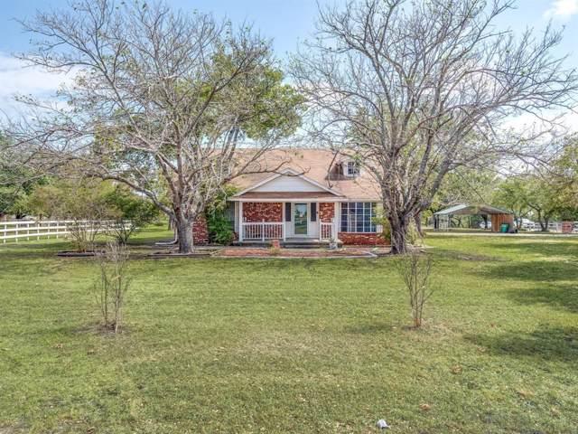1821 Silver Creek Azle, Azle, TX 76020 (MLS #14204401) :: Trinity Premier Properties