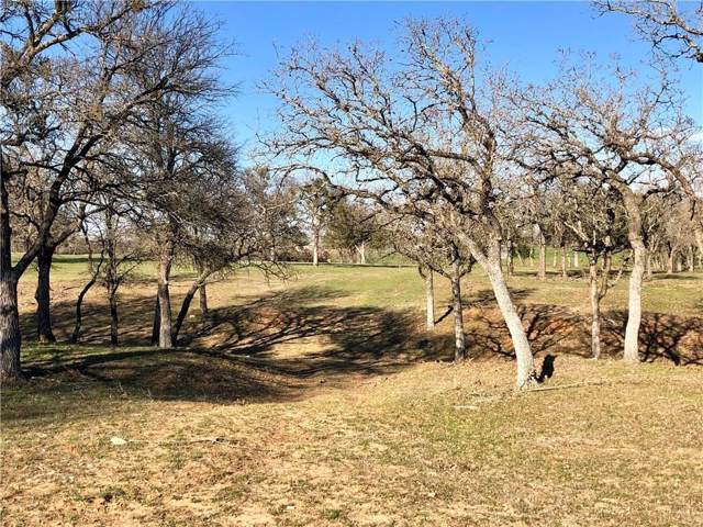 TBD4 Silver Saddle Circle, Weatherford, TX 76087 (MLS #14204411) :: RE/MAX Town & Country