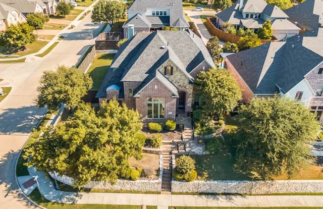 12340 Burgess Lane, Frisco, TX 75035 (MLS #14204414) :: Lynn Wilson with Keller Williams DFW/Southlake