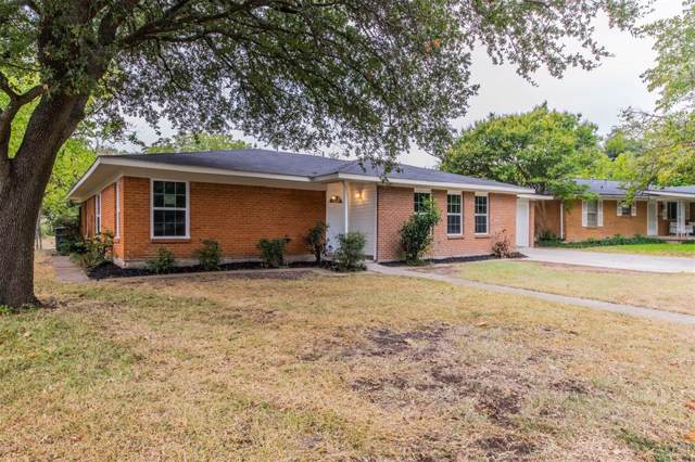 3609 Northcut Drive, North Richland Hills, TX 76117 (MLS #14204433) :: Lynn Wilson with Keller Williams DFW/Southlake