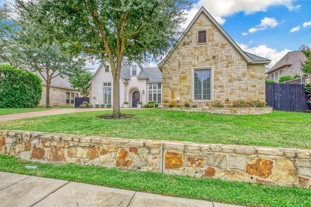 1007 Drake Drive, Euless, TX 76039 (MLS #14204469) :: The Chad Smith Team