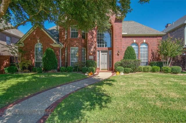 5017 Albany Drive, Plano, TX 75093 (MLS #14204482) :: Lynn Wilson with Keller Williams DFW/Southlake
