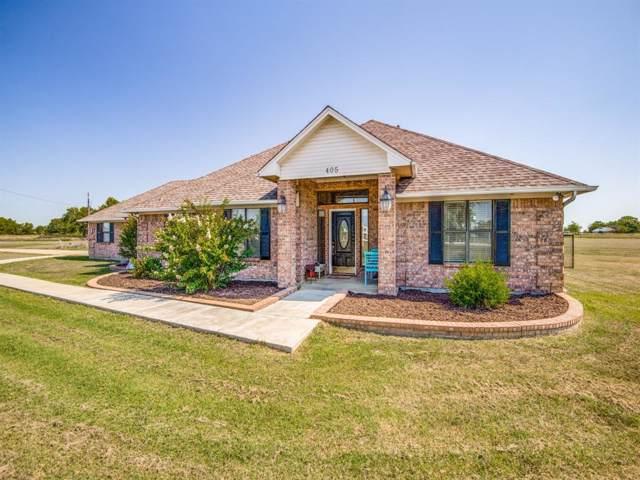 405 Leaning Tree Street, Krum, TX 76249 (MLS #14204485) :: The Daniel Team
