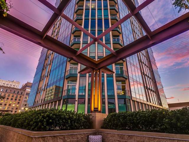 500 Throckmorton Street #1202, Fort Worth, TX 76102 (MLS #14204489) :: RE/MAX Town & Country