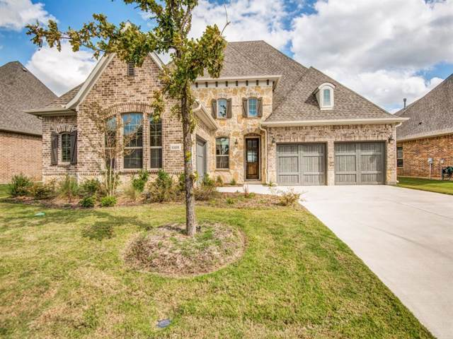 8109 Tramore, The Colony, TX 75056 (MLS #14204491) :: Lynn Wilson with Keller Williams DFW/Southlake