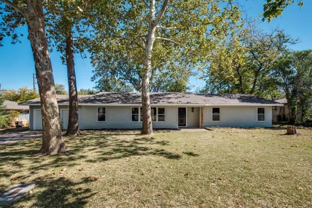 809 Crestview Drive, Sherman, TX 75092 (MLS #14204497) :: Team Hodnett