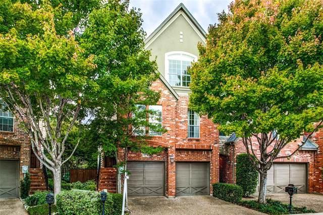 14899 Towne Lake Circle, Addison, TX 75001 (MLS #14204512) :: Kimberly Davis & Associates