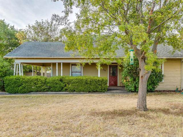 1229 Ranger Highway, Weatherford, TX 76086 (MLS #14204513) :: RE/MAX Town & Country