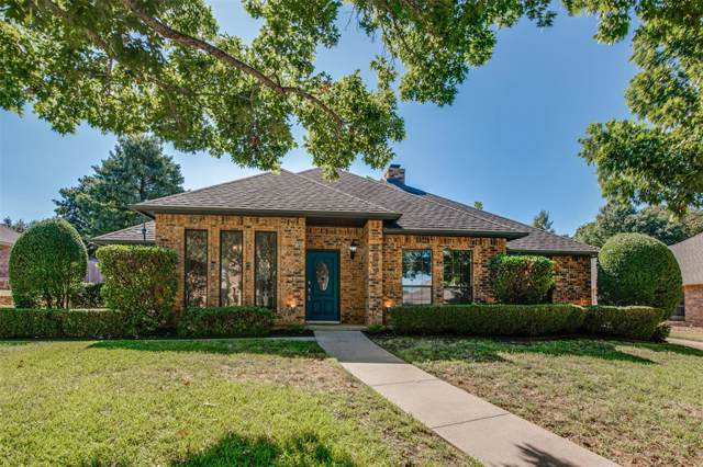 2937 Trail Lake Drive, Grapevine, TX 76051 (MLS #14204523) :: Kimberly Davis & Associates