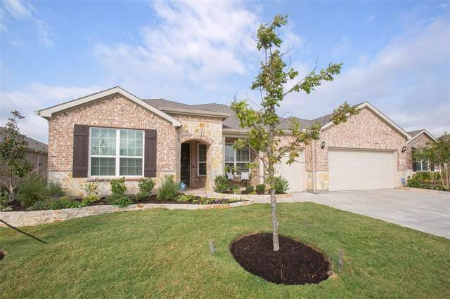 6625 Catalina Lane, Frisco, TX 75036 (MLS #14204528) :: Lynn Wilson with Keller Williams DFW/Southlake