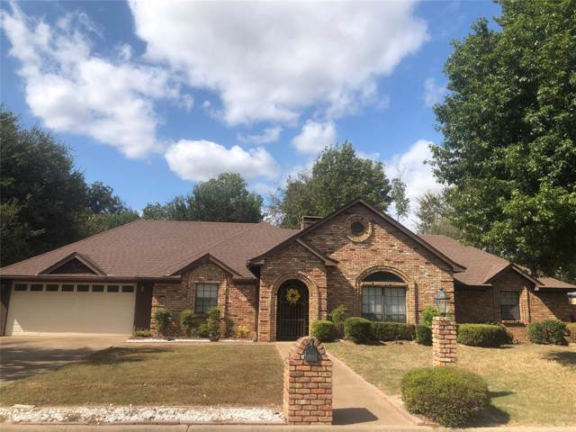 321 Jean Drive, Springtown, TX 76082 (MLS #14204529) :: The Real Estate Station