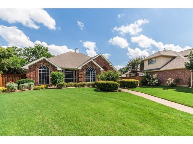 2200 Compton Drive, Plano, TX 75025 (MLS #14204546) :: The Heyl Group at Keller Williams