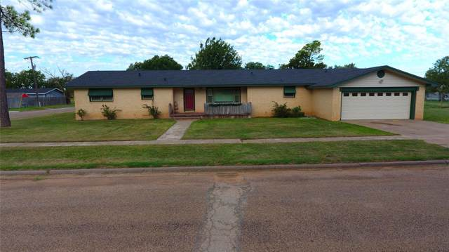 671 S 10th Street, Munday, TX 76371 (MLS #14204555) :: RE/MAX Town & Country
