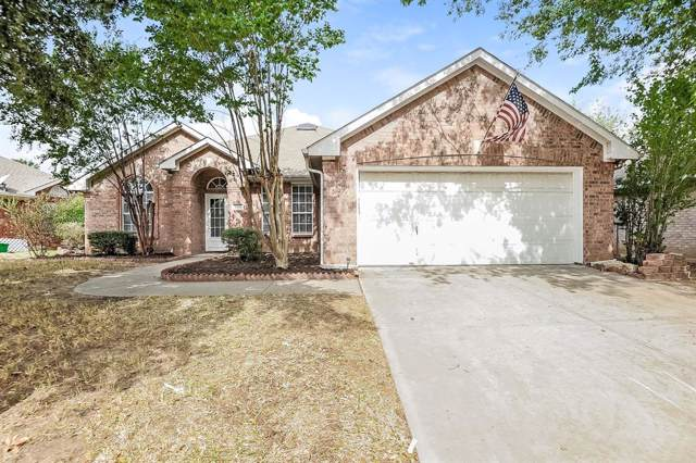 2800 Lakeside Drive, Burleson, TX 76028 (MLS #14204558) :: Performance Team