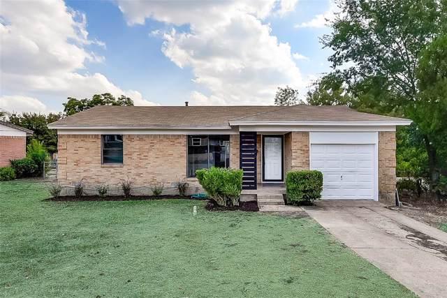 324 Fordham Road, Dallas, TX 75216 (MLS #14204577) :: Kimberly Davis & Associates