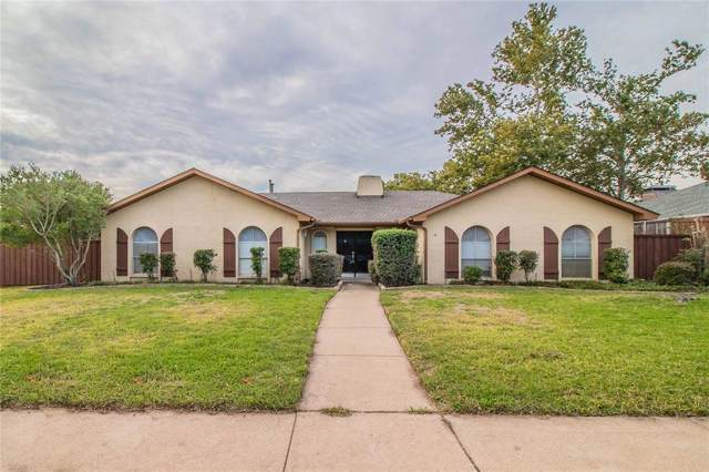 6756 Leameadow Drive, Dallas, TX 75248 (MLS #14204589) :: All Cities Realty