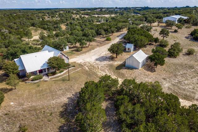 393 Private Road 2549B, Meridian, TX 76665 (MLS #14204594) :: Bray Real Estate Group