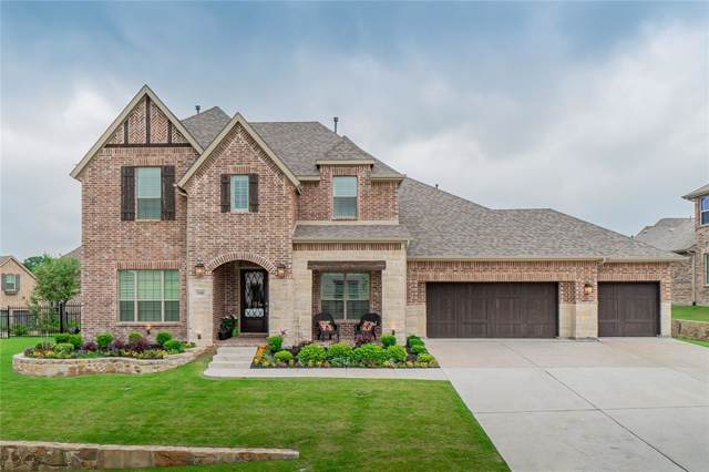 3500 Beechwood Drive, Prosper, TX 75078 (MLS #14204603) :: The Daniel Team