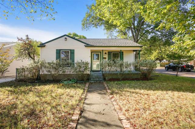 1830 Berkley Avenue, Dallas, TX 75224 (MLS #14204611) :: Baldree Home Team