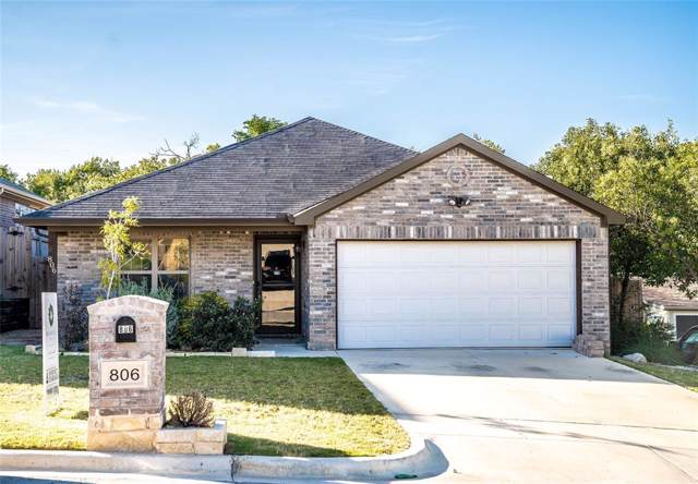 806 N Ridge Drive, White Settlement, TX 76108 (MLS #14204619) :: RE/MAX Town & Country