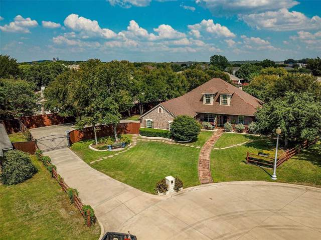 214 Mockingbird Lane, Aledo, TX 76008 (MLS #14204620) :: The Good Home Team