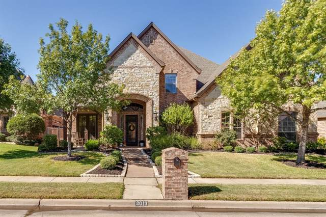 8013 Rushing Spring Drive, North Richland Hills, TX 76182 (MLS #14204626) :: The Chad Smith Team