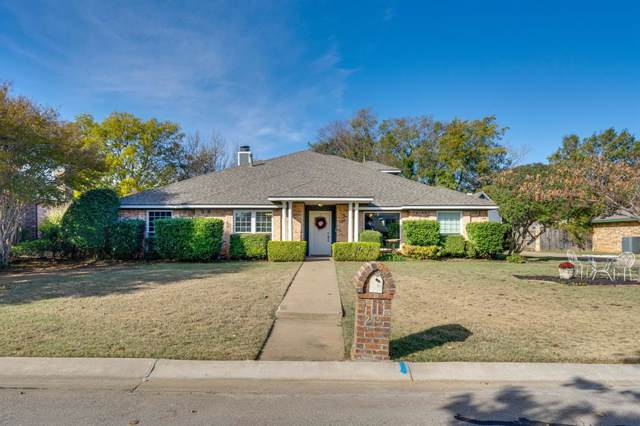 265 Village Tree Drive, Highland Village, TX 75077 (MLS #14204642) :: Lynn Wilson with Keller Williams DFW/Southlake