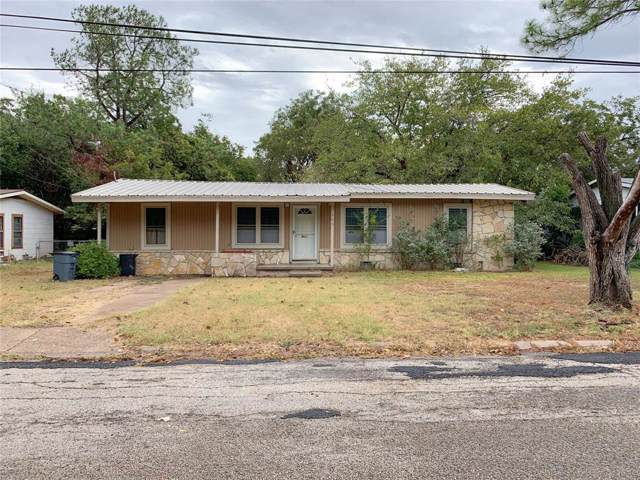 205 S Crites Street, Granbury, TX 76048 (MLS #14204643) :: Lynn Wilson with Keller Williams DFW/Southlake