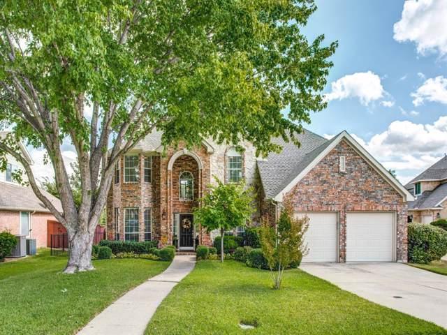 229 Adonis Circle, Mckinney, TX 75072 (MLS #14204647) :: The Good Home Team