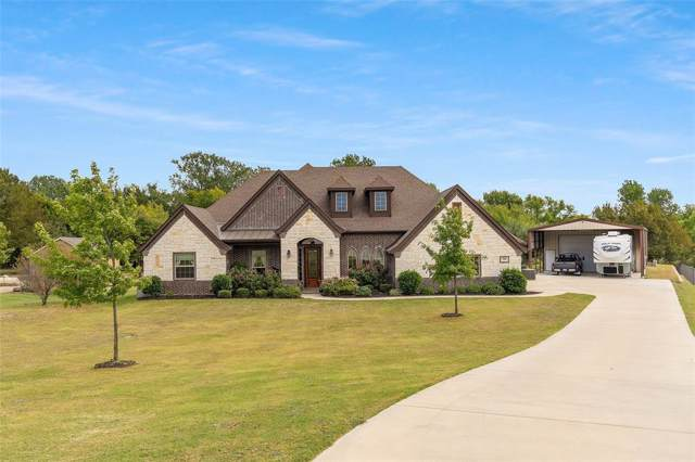 189 Brook Hollow Lane, Weatherford, TX 76088 (MLS #14204660) :: Kimberly Davis & Associates