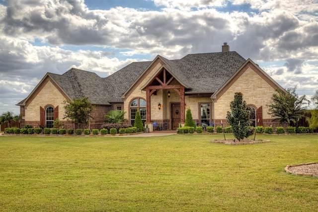 2910 W Alamosa Drive, Terrell, TX 75160 (MLS #14204662) :: Lynn Wilson with Keller Williams DFW/Southlake