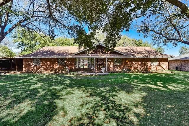 304 W Goss Street, Terrell, TX 75160 (MLS #14204681) :: Tenesha Lusk Realty Group
