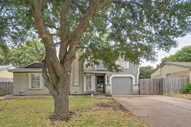 626 S Walnut Creek Drive, Mansfield, TX 76063 (MLS #14204686) :: RE/MAX Town & Country