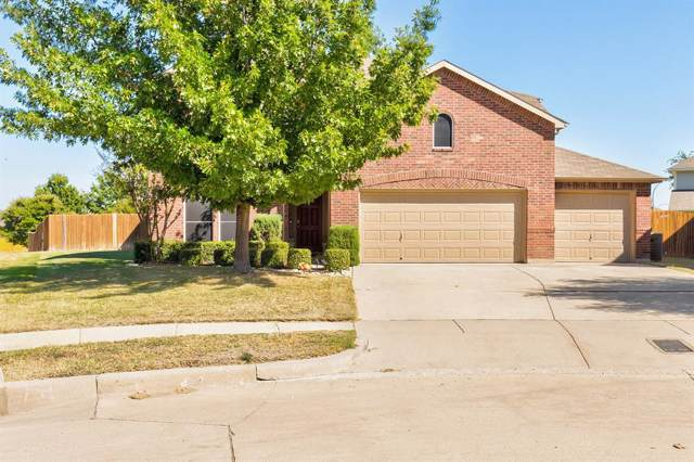 5640 Calf Creek Drive, Fort Worth, TX 76179 (MLS #14204688) :: RE/MAX Town & Country