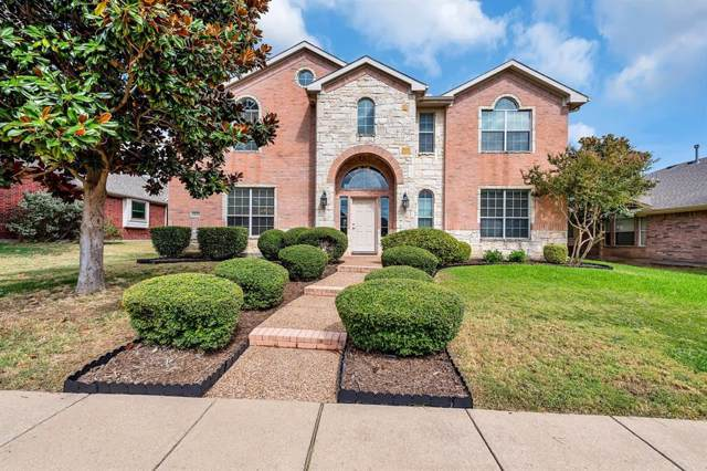 1422 Glendover Drive, Allen, TX 75013 (MLS #14204694) :: The Rhodes Team