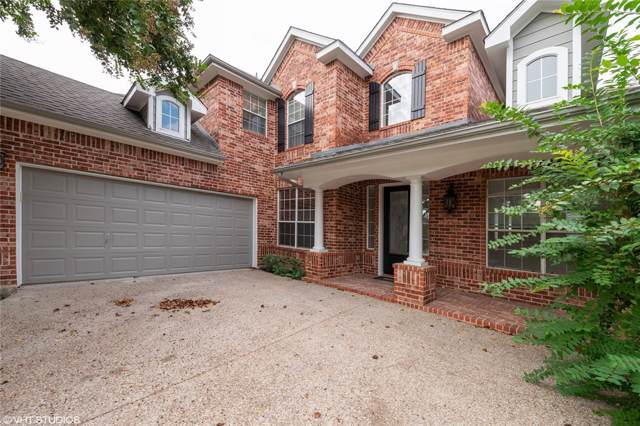 2312 Therrell Way, Mckinney, TX 75072 (MLS #14204701) :: Lynn Wilson with Keller Williams DFW/Southlake