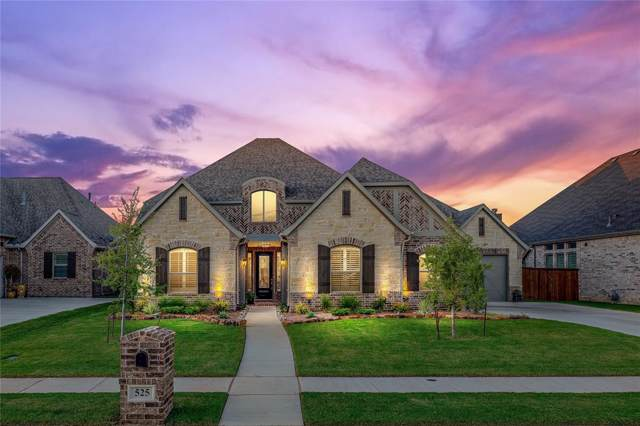 525 Llano Court, Keller, TX 76248 (MLS #14204703) :: The Good Home Team