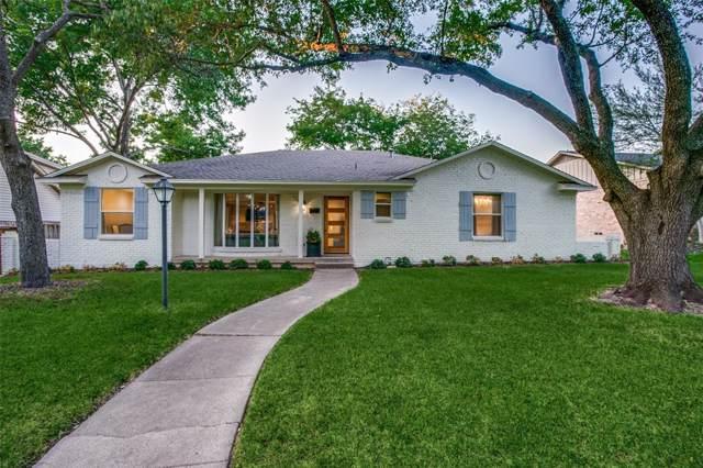 11021 Scotsmeadow Drive, Dallas, TX 75218 (MLS #14204729) :: Robbins Real Estate Group