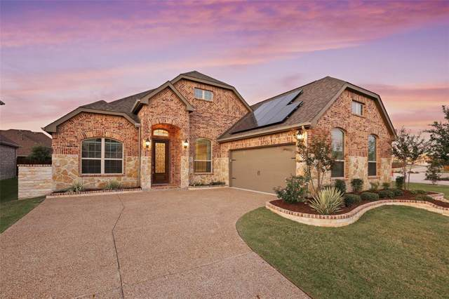 9884 Arctic Drive, Frisco, TX 75035 (MLS #14204763) :: EXIT Realty Elite