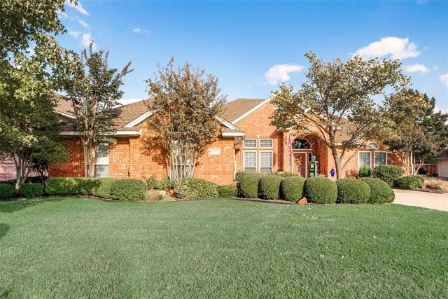 104 Panorama Court, Trophy Club, TX 76262 (MLS #14204777) :: Lynn Wilson with Keller Williams DFW/Southlake