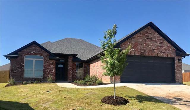 3029 Ridgemont Court, Weatherford, TX 76086 (MLS #14204787) :: Kimberly Davis & Associates