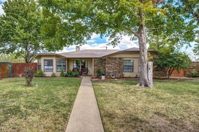 309 Creekmeadow Lane, Lewisville, TX 75067 (MLS #14204790) :: Robbins Real Estate Group