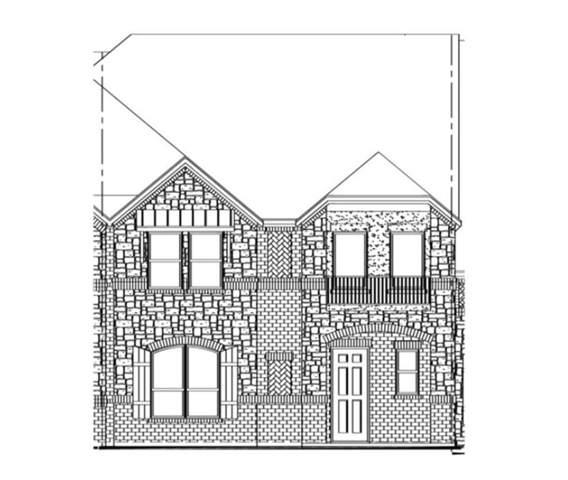 2424 Belvedere Lane, Flower Mound, TX 75028 (MLS #14204799) :: Lynn Wilson with Keller Williams DFW/Southlake