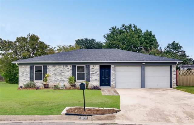 5804 Claymore Court, North Richland Hills, TX 76180 (MLS #14204811) :: RE/MAX Town & Country