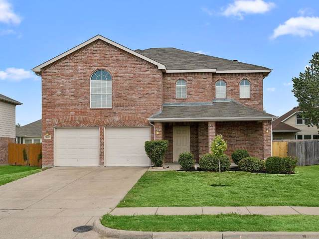 1608 Luckenbach Drive, Forney, TX 75126 (MLS #14204815) :: The Rhodes Team