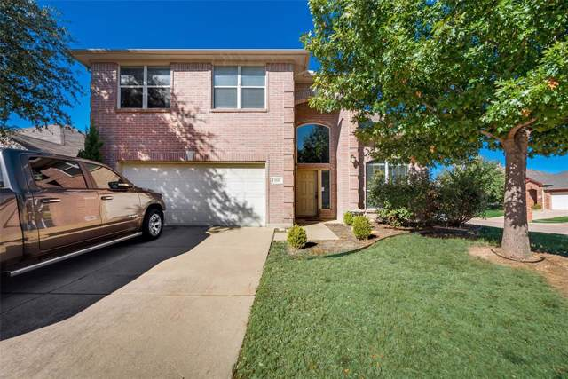 8517 Cactus Flower Drive, Fort Worth, TX 76131 (MLS #14204827) :: RE/MAX Town & Country