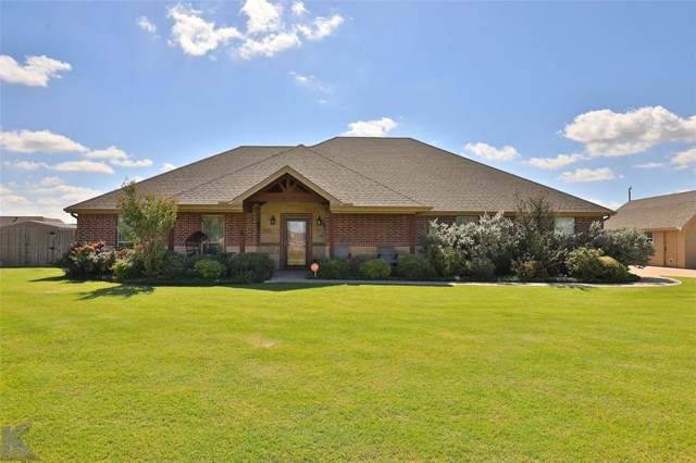 157 Divide Avenue, Tuscola, TX 79562 (MLS #14204828) :: The Real Estate Station