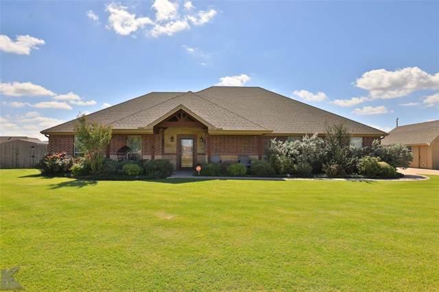 157 Divide Avenue, Tuscola, TX 79562 (MLS #14204828) :: Robbins Real Estate Group